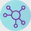Image symbolisant la mise en réseau